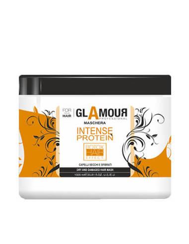 GLAMOUR Intense Protein plaukų kaukė
