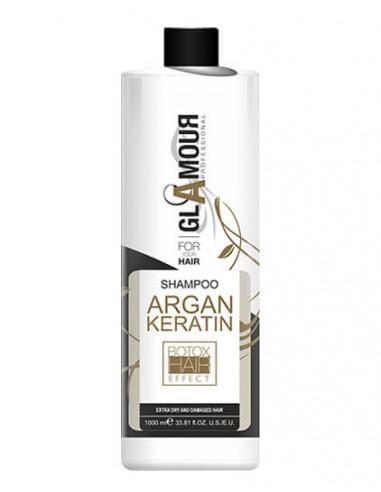 Šampūnas GLAMOUR su Argano aliejumi...
