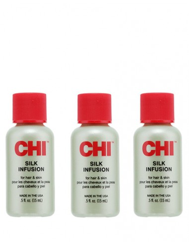 CHI Silk Infusion šilkas (3*15ml)