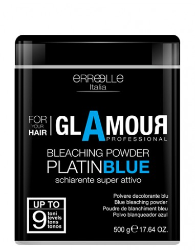 GLAMOUR plaukų šviesinimo milteliai (500gr.)