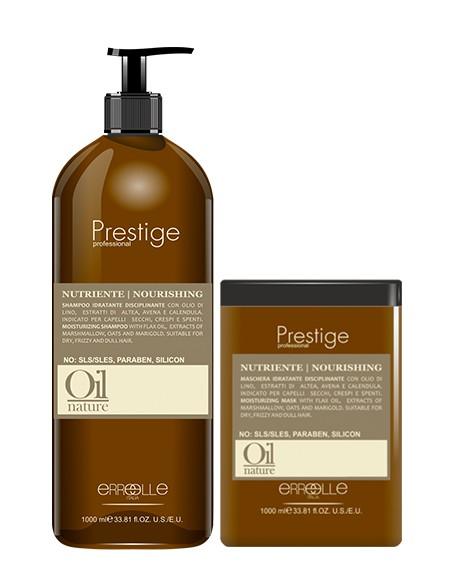 PRESTIGE šampūnas ir kaukė (2x1000 ml)