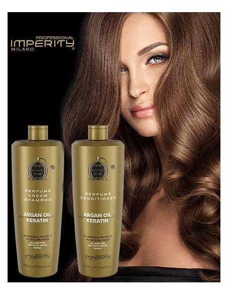 Imperity Gourmet VIE šampūnas ir kondicionierius